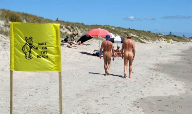 Are right, new zealand nudist beach amusing topic