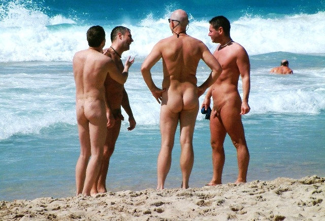Gay nude beaches in germany